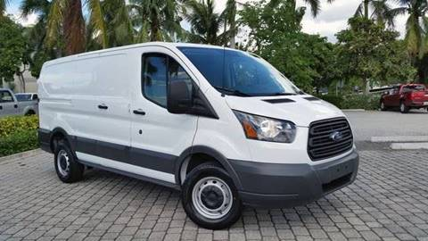 2017 Ford Transit Cargo for sale at Auto Quest USA INC in Fort Myers Beach FL