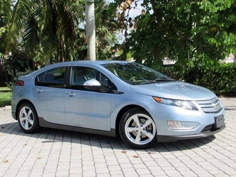 2013 Chevrolet Volt for sale in Fort Myers Beach, FL