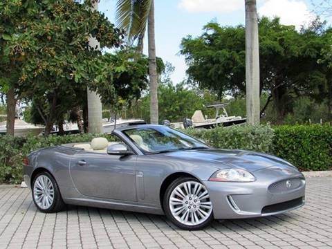 2011 Jaguar XK for sale at Auto Quest USA INC in Fort Myers Beach FL