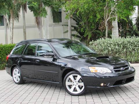 2007 Subaru Legacy for sale at Auto Quest USA INC in Fort Myers Beach FL