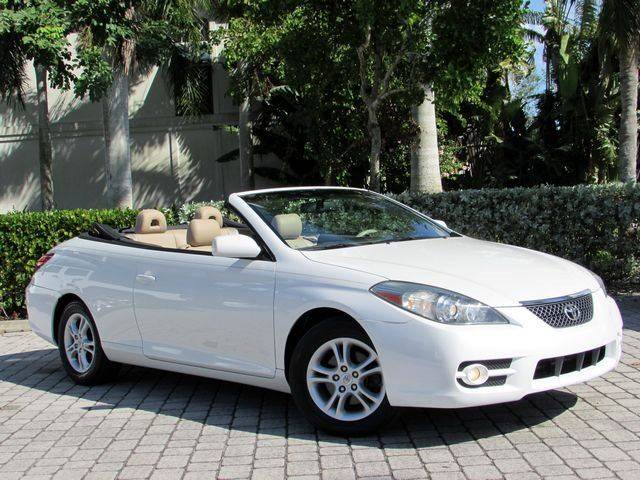 Elegant 2008 Toyota Camry Solara For Sale At Auto Quest USA INC In Fort Myers Beach  FL