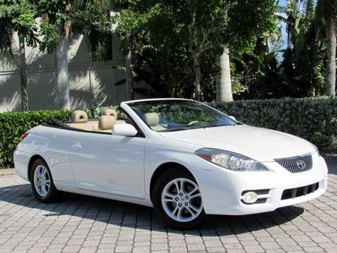 2008 Toyota Camry Solara for sale in Fort Myers Beach, FL