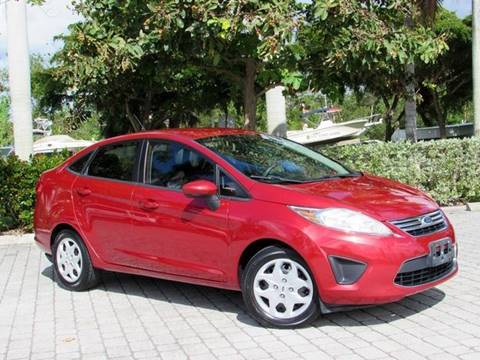 2011 Ford Fiesta for sale at Auto Quest USA INC in Fort Myers Beach FL