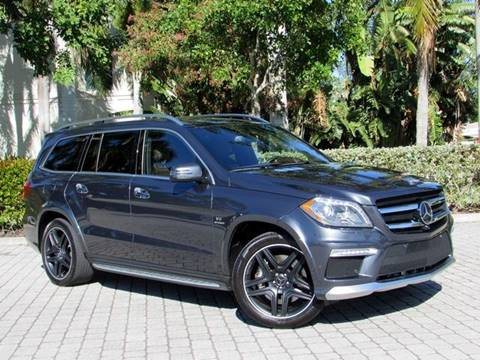2016 Mercedes-Benz GL-Class for sale at Auto Quest USA INC in Fort Myers Beach FL