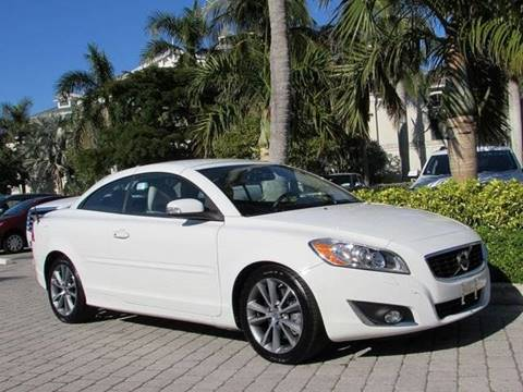 2013 Volvo C70 for sale at Auto Quest USA INC in Fort Myers Beach FL