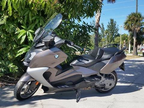2015 BMW C650 GT for sale at Auto Quest USA INC in Fort Myers Beach FL