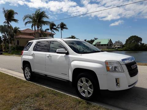 2013 GMC Terrain for sale at Auto Quest USA INC in Fort Myers Beach FL