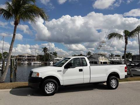 2005 Ford F-150 for sale at Auto Quest USA INC in Fort Myers Beach FL