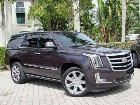 2015 Cadillac Escalade for sale at Auto Quest USA INC in Fort Myers Beach FL