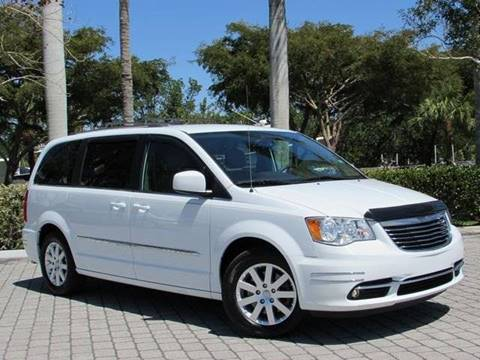 2015 Chrysler Town and Country for sale at Auto Quest USA INC in Fort Myers Beach FL