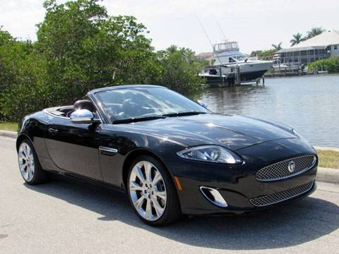 2013 Jaguar XK for sale at Auto Quest USA INC in Fort Myers Beach FL