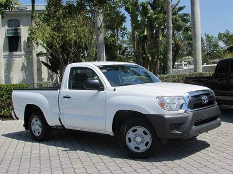 2014 Toyota Tacoma for sale at Auto Quest USA INC in Fort Myers Beach FL