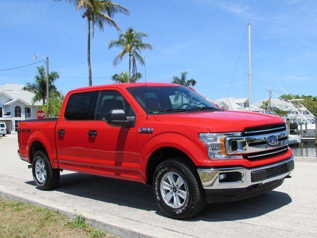 2018 Ford F-150 for sale at Auto Quest USA INC in Fort Myers Beach FL