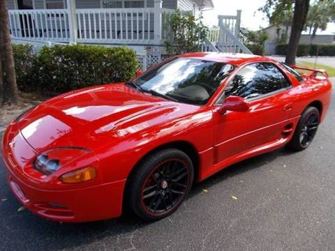 1995 Mitsubishi 3000GT for sale at Auto Quest USA INC in Fort Myers Beach FL