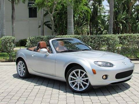 2006 Mazda MX-5 Miata for sale at Auto Quest USA INC in Fort Myers Beach FL