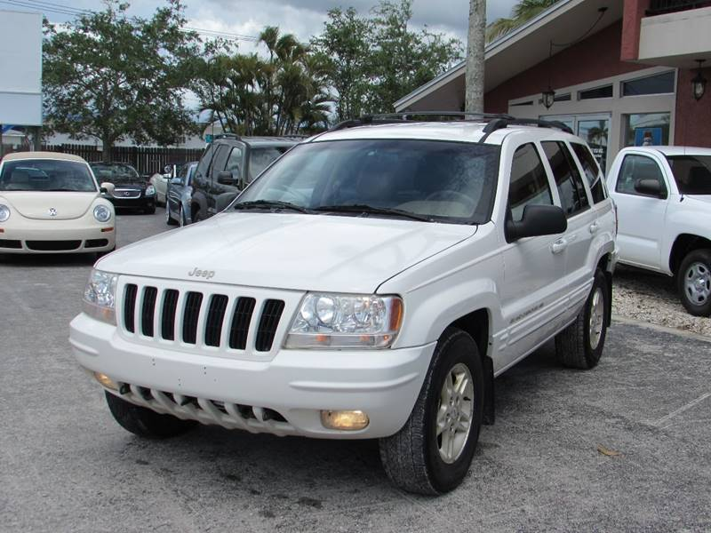 1999 Jeep Grand Cherokee For Sale At Auto Quest USA INC In Fort Myers Beach  FL