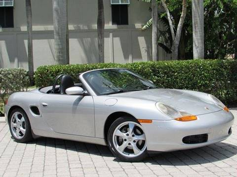 2001 Porsche Boxster for sale at Auto Quest USA INC in Fort Myers Beach FL