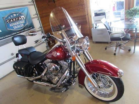2006 Harley-Davidson Heritage Softail FLSTI for sale at Auto Quest USA INC in Fort Myers Beach FL