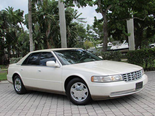 2001 Cadillac Seville for sale at Auto Quest USA INC in Fort Myers Beach FL