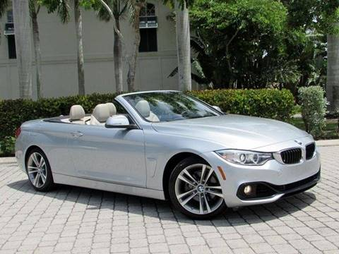 2016 BMW 4 Series for sale at Auto Quest USA INC in Fort Myers Beach FL