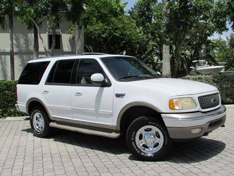 2001 Ford Expedition for sale at Auto Quest USA INC in Fort Myers Beach FL