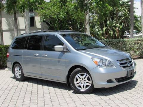 2007 Honda Odyssey for sale at Auto Quest USA INC in Fort Myers Beach FL