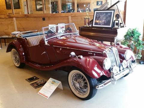 1955 MG TF for sale at Auto Quest USA INC in Fort Myers Beach FL