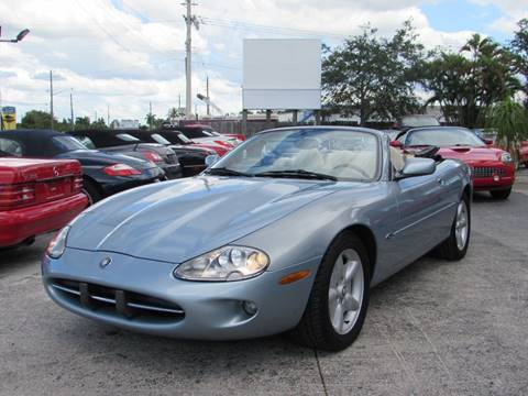 1997 Jaguar XK Series For Sale In Fort Myers Beach, FL