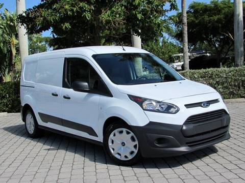 ddfb0faf55 2015 Ford Transit Connect Cargo for sale at Auto Quest USA INC in Fort  Myers Beach