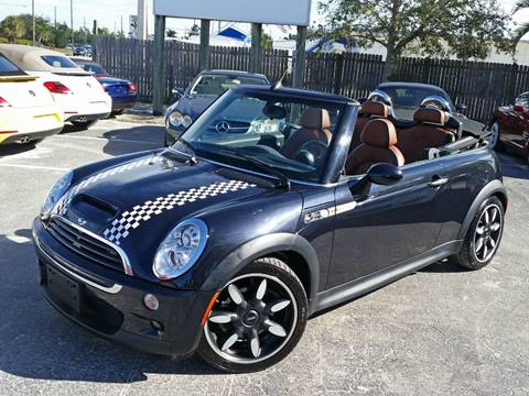 2008 MINI Cooper for sale at Auto Quest USA INC in Fort Myers Beach FL