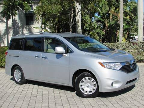 2012 Nissan Quest for sale at Auto Quest USA INC in Fort Myers Beach FL