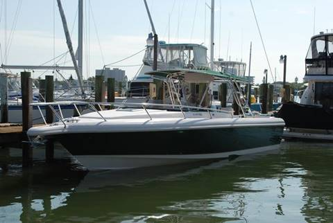 2001 Intrepid 366 Cuddy for sale at Auto Quest USA INC in Fort Myers Beach FL