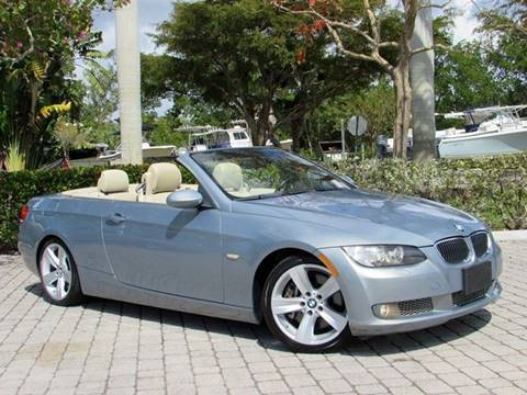2007 BMW 3 Series for sale at Auto Quest USA INC in Fort Myers Beach FL