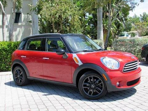 2013 MINI Countryman for sale at Auto Quest USA INC in Fort Myers Beach FL