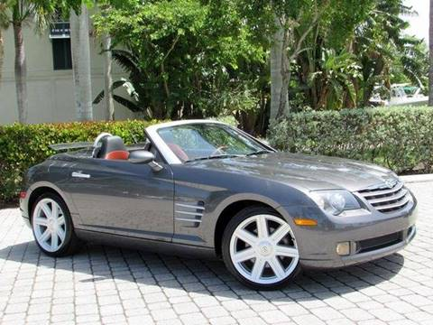 2005 Chrysler Crossfire for sale at Auto Quest USA INC in Fort Myers Beach FL