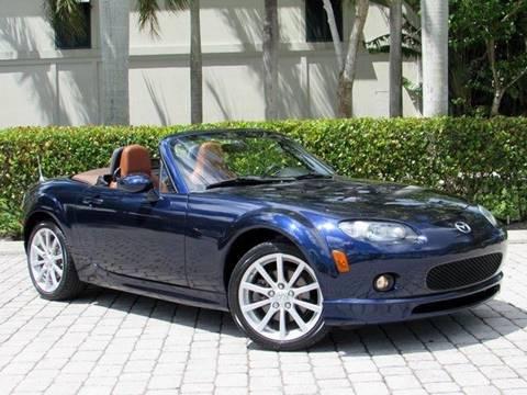2008 Mazda MX-5 Miata for sale at Auto Quest USA INC in Fort Myers Beach FL