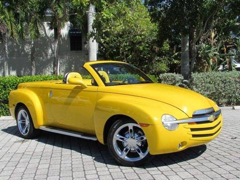 2004 Chevrolet SSR for sale in Fort Myers Beach, FL