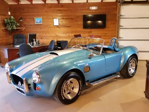 1966 Shelby Cobra for sale at Auto Quest USA INC in Fort Myers Beach FL