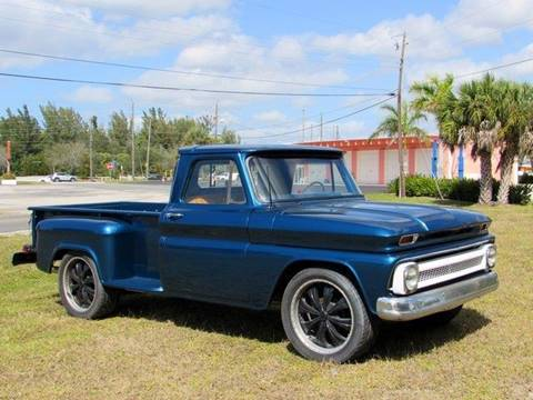 1964 Chevrolet C/K 10 Series for sale at Auto Quest USA INC in Fort Myers Beach FL