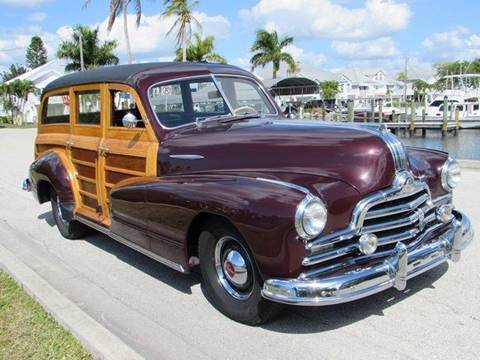 1947 Pontiac Streamliner for sale at Auto Quest USA INC in Fort Myers Beach FL