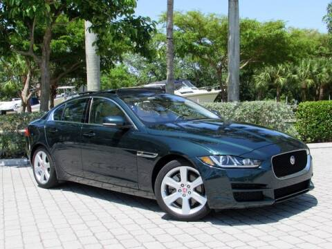 2017 Jaguar XE 25t Prestige for sale at Auto Quest USA INC in Fort Myers Beach FL