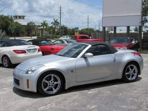 2007 Nissan 350Z for sale at Auto Quest USA INC in Fort Myers Beach FL