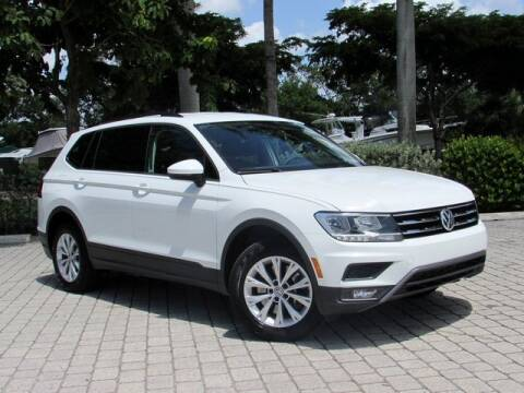 2018 Volkswagen Tiguan for sale at Auto Quest USA INC in Fort Myers Beach FL