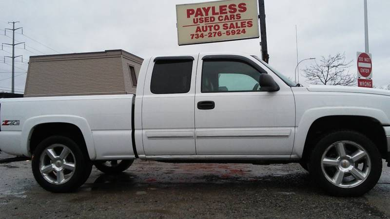 2007 Chevrolet Silverado 1500 Classic Lt3 4dr Extended Cab 4wd 6 5