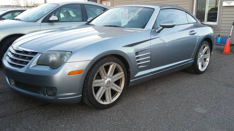 Used Chrysler Crossfire For Sale CarGurus - Buy used sports car
