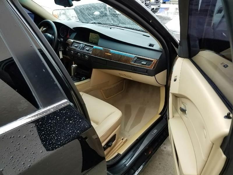 2007 BMW 5 Series 525i 4dr Sedan - Hollywood FL