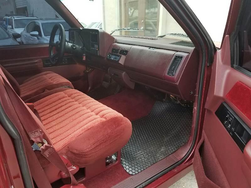 1989 Chevrolet C/K 1500 Series 2dr C1500 Silverado Standard Cab SB - Hollywood FL