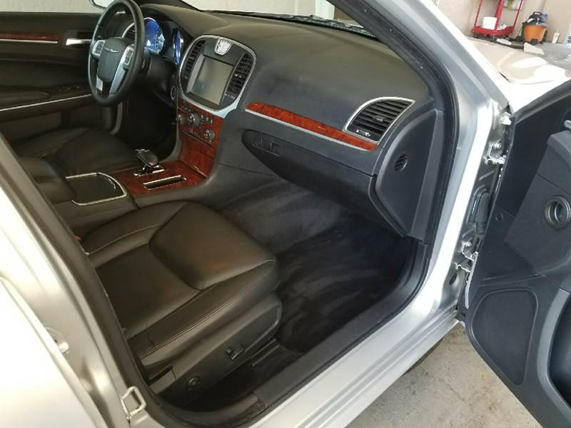 2012 Chrysler 300 Limited 4dr Sedan - Hollywood FL