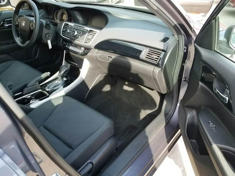 2016 Honda Accord LX 4dr Sedan CVT - Hollywood FL