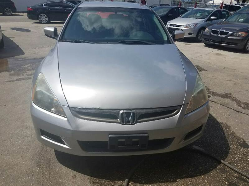 2007 Honda Accord Special Edition 4dr Sedan (2.4L I4 5A) - Hollywood FL